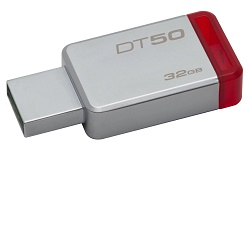 Kingston DataTraveler 50 32GB DT50/32GB flash disk