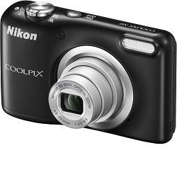 NIKON Coolpix A10 kompakt 5x zoom Černý 16,1 MPix