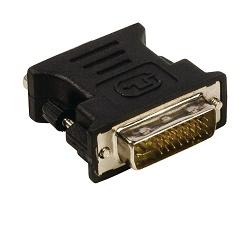 VALUELINE adaptér redukce DVI-VGA 24+5 černá