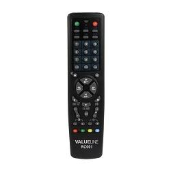 VALUELINE VLR-RC001 univerzální dálkový ovladač