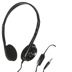 Genius HS-200C headset, single jack 4 piny