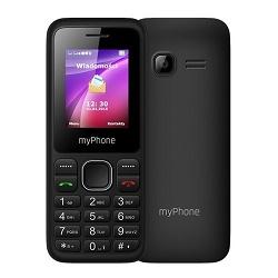 """myPhone 3300 1.8"""" Dual SIM černý"""