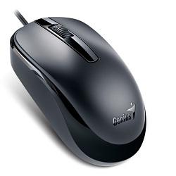 Genius DX-120 USB černá myš drátová 1200 dpi