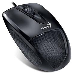 Genius DX-150X myš drátová USB černá 1000 dpi