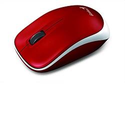 Myš Traveler 6000Z 1200 dpi bezdrátová bíločervená