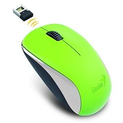 Optická myš GENIUS NX-7000 USB bezdrátová, zelená