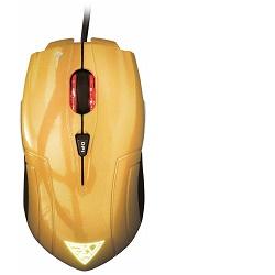 Gamdias Demeter GMS5000YE herní myš žlutá drátová