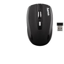 HAMA myš AM-7800 bezdrátová optická 1200 dpi 5 tla