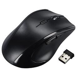 Hama Riano 52826 bezdrátová optická myš pro leváky