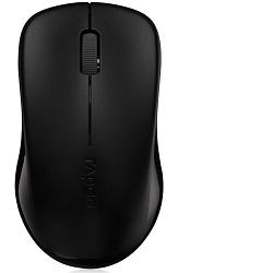 Rapoo 1620 myš 1000 dpi bezdrátová černá USB