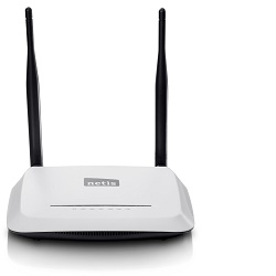 Netis WF2419 AP/Router 4x LAN 1x WAN 802.11b/g/n