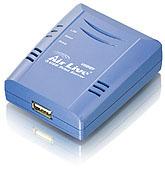 AirLive eLive P-201U print server 1x USB 2.0