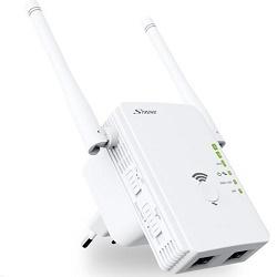 Fotografie STRONG univerzální opakovač 300/ Wi-Fi standard 802.11n/ 300 Mbit/s/ 2,4GHz/ 2x