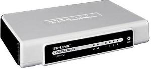TP-LINK TL-R402M Router Switch 4xLan, 1xWan, VPN