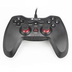NGS gamepad Maverick vibrační 12 tlačítek USB