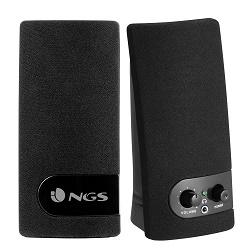 NGS Audio SB150 Reproduktory 2.0, 4W Černé USB nap