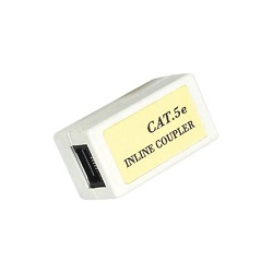 Datacom 4211Spojka UTP Cat5e 2x RJ45 8p8c kvalitní