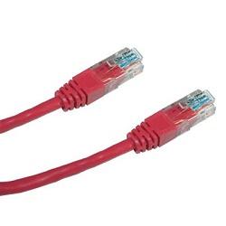 DATACOM Patch kabel UTP CAT5E 7m červený
