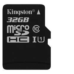 Kingston SDCS/32GBSP Paměťová karta SDHC 32GB