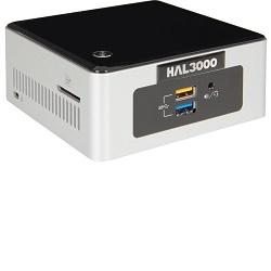 HAL3000 EET NUC Intel Celeron N3050 4GB SSD 32GB