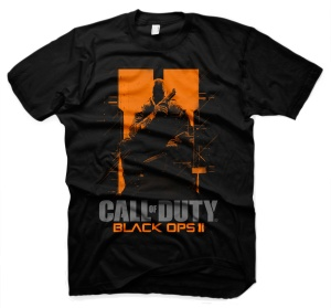 Tričko Call of Duty Black Ops II Future Soldier S