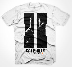 Tričko Call of Duty Black Ops II  Number II L