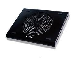 CRONO CB158 aktivní chladící podložka pro notebook