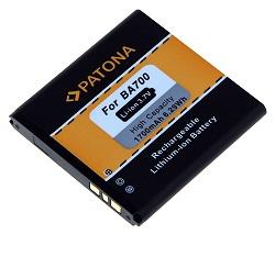 PATONA baterie pro mobil Sony Ericsson BA700