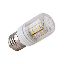 LED žárovka E27/230V MINI 48 SMD3014 5W 500lm