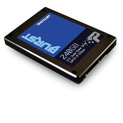 Patriot SSD disk BURST 240GB SATA III, 2,5""