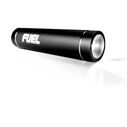 Patriot FUEL Power bank 2000 mAh LED černá + LED