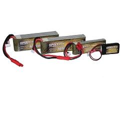 Baterie Gravity Li-Pol 800 mAh 7.4V 15C