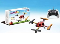 Ladybug Quadrocoptera 2,4 GHz RC model 135mm