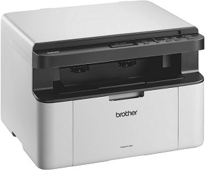 BROTHER DCP-1510E laser A4 GDI 2400x600 dpi LCD