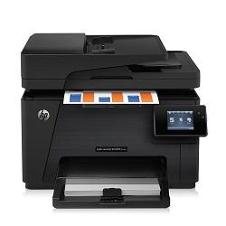HP LaserJet Pro 100 color MFP M177fw A4