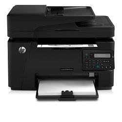 HP LaserJet Pro MFP M125a A4 print+scan+copy USB