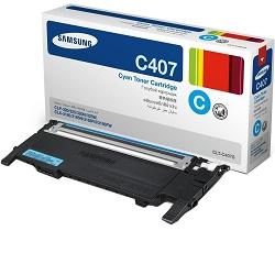 Samsung CLT-C4072S - originální toner azurový