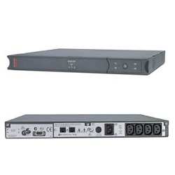 APC UPS SMART SC 450VA 230V, rack 1U