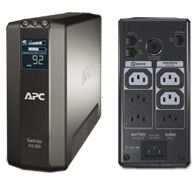 APC Power Saving Back-UPS Pro 550VA (330W)/ LCD