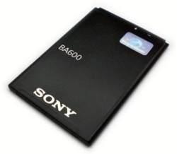 Baterie SONY BA600 Xperia Li-Ion - originální