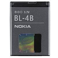 Baterie NOKIA BL-4B originální Li-Ion 700mAh, 6111