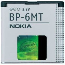 Baterie NOKIA BP-6MT - originální Li-Ion 1050mAh