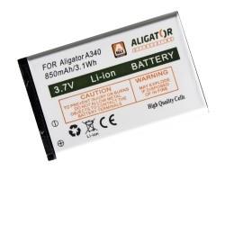 Baterie ALIGATOR A3400BAL A340/A310/A311 Li-Ion