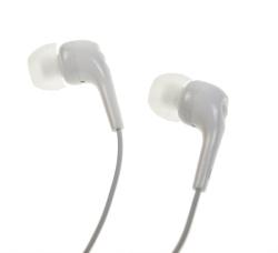 Sluchátka STEREO MP3, MP4 3.5 jack bílé
