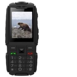 ALIGATOR R20 eXtremo černý Outdoorový telefon