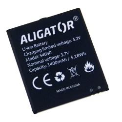 Baterie ALIGATOR S4030 DUO, Li-Ion 1400 mAh, bulk