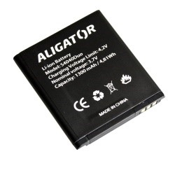Baterie ALIGATOR S4040 DUO - originální AS4040BAL