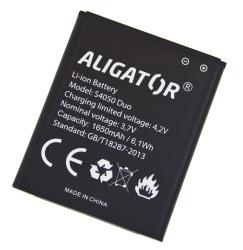 Baterie ALIGATOR S4050 DUO, Li-Ion 1650 mAh origin