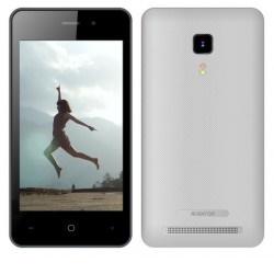"""ALIGATOR S4080 Duo stříbrný 4"""" mobilní telefon"""
