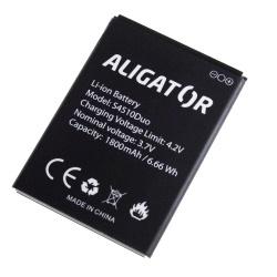 Baterie ALIGATOR S4510 DUO, Li-Ion 1800 mAh, bulk